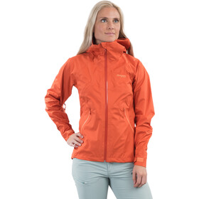 Bergans Letto V2 3L Jacket Women brick
